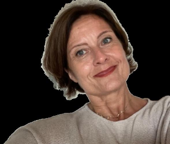 Andrea Krengel Selfie transparent
